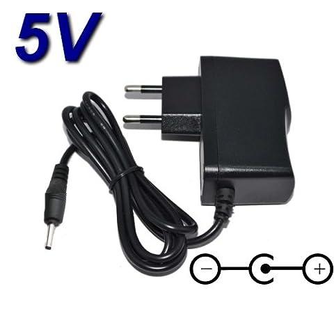 TOP CHARGEUR ® Adaptateur Secteur Alimentation Chargeur 5V pour Tablette Logicom Tab1050 Tab 1050