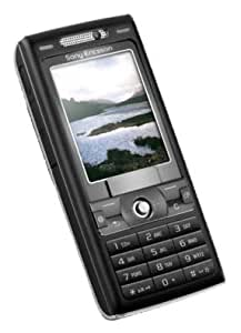 Sony Ericsson K800i Sim Free Mobile Phone - Black