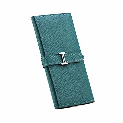 xiangyan-donna-portafogli-di-media-lunghezza-buckle-h-fibbia-il-design-la-stampa-semplice-e-portabil