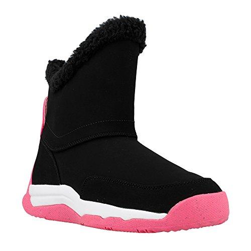Nike - Chukka MO 2 Gsps Wide - Color: Nero-Rosa - Size: 38.5