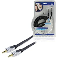 HQ Audio Kabel mit klinken Steckern 5 m