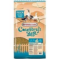 FINCA CASAREJO Comida para Patos. Pellet Duck 3 alimentación Completa para Gansos, cisnes y