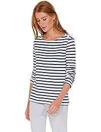 Petit Bateau 22223, T-Shirt Femme