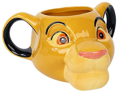 Der könig der löwen d04d3045fe tazza da colazione, ceramica