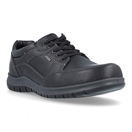 ARA Rendolf 1124501 Sneakers Basses Homme, Noir (Black 01) 44 EU