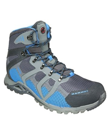 Mammut Comfort High GTX Surround Men - Wanderstiefel - black/graphite Grau