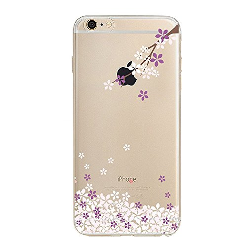 iPhone 7 Hülle Silikon,iPhone 7 Hülle Glitzer,iPhone 7 Crystal TPU Bumper Case Soft Transparent Silikon Gel Schutzhülle Cover,iPhone 7 Hülle (4.7 Zoll) Cristall,EMAXELERS iPhone 7 Bling Cristall Diama TPU 79
