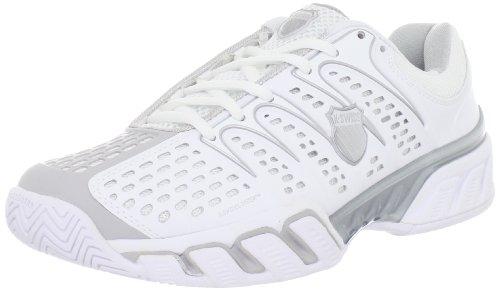 K-Swiss ,  Scarpe da tennis donna Bianco (Blanc (White/Gull Gray))