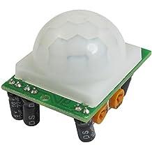 SODIAL(R) HC-SR501 Elektrische Teile Mensch-Sensormodul Pyroelektrische Infrarot