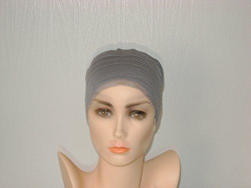 Bonnet chimio Bambou gris NJ