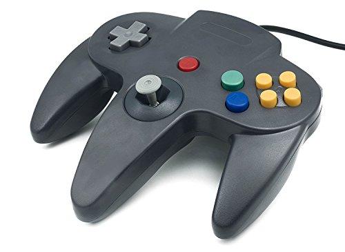 QUMOX Control Mando Juego Clásico N64 Para USB PC/MAC
