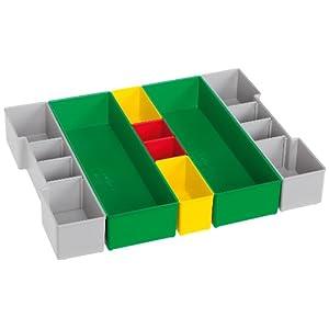 Sortimo 51015307 Insetboxen-Set G3 L-BOXX