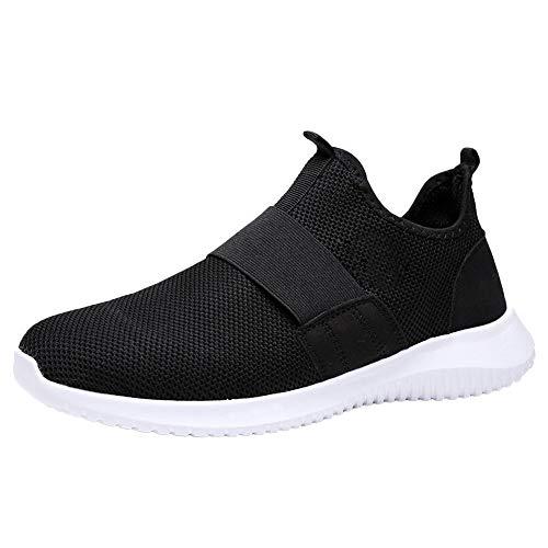 Manadlian Herren Sneakers Schuhe Winterschuhe Männer Mode Atmungsaktiv Laufschuhe Lässige Schuhe Sportschuhe