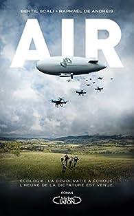 Air par Bertil Scali