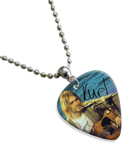 Kurt Cobain Premium Gitarre Plektrum Kette (Kurt Cobain-gitarre)
