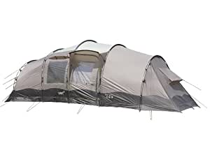 Gelert Horizon, Tenda da 6 persone, Castagna/Nero (Chestnut/Sandshell/Black),