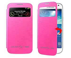Samsung Galaxy S4 i9500 Flip Cover Case - PINK