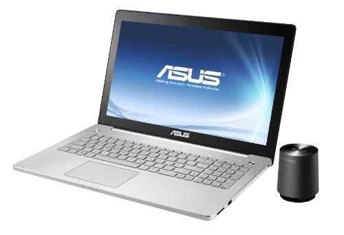 Asus N750JV-T4033H 43,9 cm (17,3 Zoll) Notebook (Intel Core i7 4700HQ, 2,4GHz, 8GB RAM, 1TB HDD, NVIDIA GT 750M, Bluray, Win 8) silber (I7-4700hq Asus Notebooks)