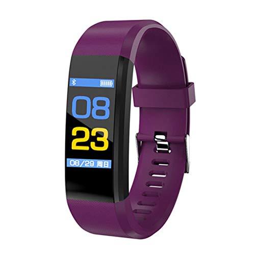Banbie8409 115 Plus Sport Fitness Tracker Watch Monitor de Actividad de Ritmo cardíaco a Prueba de Agua