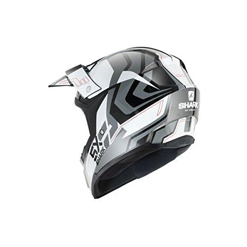 Tiburón SX2bhauw casco de Motocross