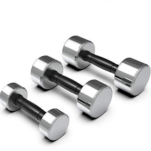 WSC Hanteln, Unisex-Fitnessgeräte, 13,2 Pfund, 22 Pfund, 30,8 Pfund (Size : 10KG) (10 Pfund Hanteln Neopren)