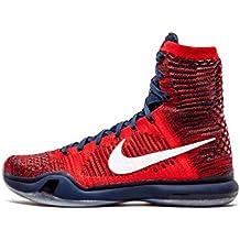 finest selection 31781 df69a Nike Kobe X Elite, Zapatillas de Baloncesto para Hombre