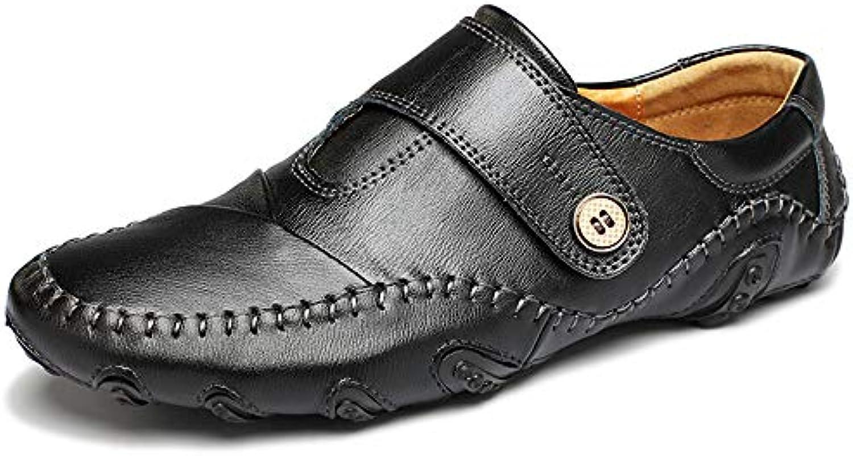 Jiuyue-scarpe Mocassini per uomo, casual casual casual I nuovi mocassini da barca traspiranti con fondo morbido in polipropilene... | Nuovo design  | Scolaro/Signora Scarpa  a3e05d