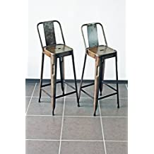 tabouret industriel - Photo