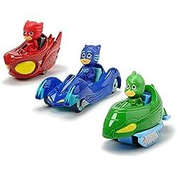 Majorette Dickie Toys 203143000 Masks Set, Grün/Blau/Rot