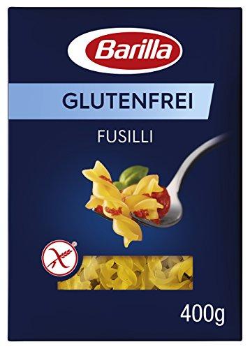 Barilla Pasta Fusilli glutenfrei aus Reis und Mais – 7er Pack (7x400g)