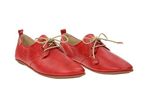 Pikolinos - Calabria 7123, Scarpe Basse da Donna Rosso(Rot)