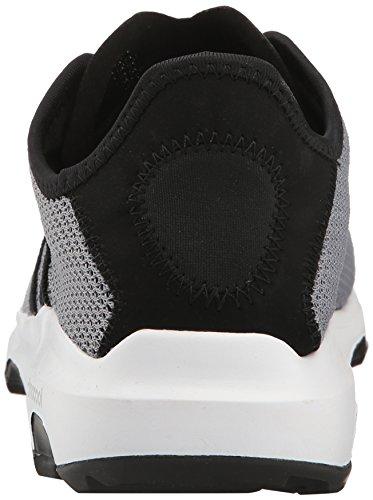 Adidas S78565 Climacool Voyager Schuhe, blaue Leuchten / Kreide WeiÃ? / Schock Blue - 4.5 Grau/Schwarz/Weiß