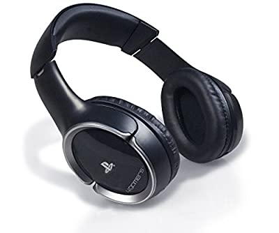 Officially Licensed RF1 Wireless Headset (PS4/ PS3) from 4Gamers