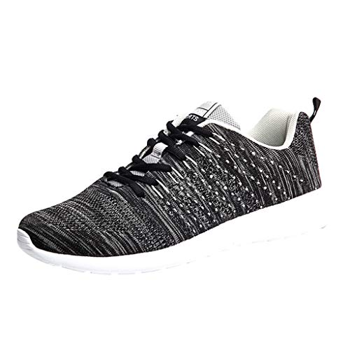 KERULA Sneakers, Couple Outdoor Mesh Breathable Casual Sports Shoes Lace-up Sneaker Running All Star Comfy Mesh-Comfortable Work Low Top Walking Sneakers füR Damen & Herren -