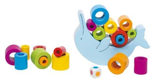 Goki - Juguete para apilar y encajar (56901) [Importado]