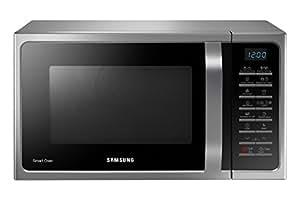 Samsung MC28H5015CS Forno a Microonde, 900 W, Grill 1500 W, 28 l, Grigio