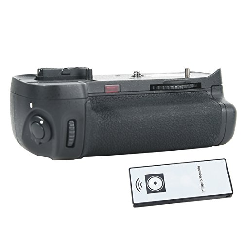DSTE® Infrarot Fernbedienung Batterie Griff für Nikon D7000 DSLR Digital Kamera als MB-D11 Multi Power Battery Grip