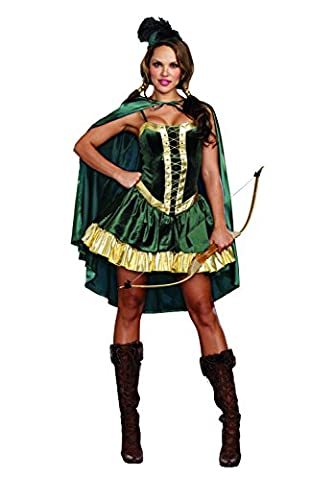 Dreamgirl 9876 Robin Hood Costume (Taille M)