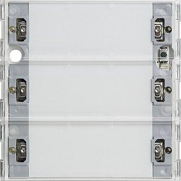 Preisvergleich Produktbild Gira 513300 Tastsensor 3 Komfort 3-fach System 55
