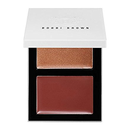 Bobbi Brown Maquillage Joues Cheek Glow Palette n ° 04 Bronze Sun/Milk Chocolate 1 Stk.