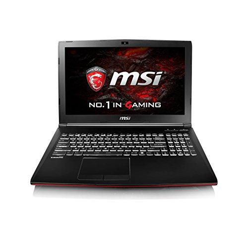 MSI-Leopard-GP62M-7RD-268XES-Porttil-de-156-FullHD-Intel-Core-i7-7700HQ-16-GB-RAM-1-TB-HDD-nVidia-Geforce-GTX1050-2-GB-FreeDOS-negro-Teclado-QWERTY-Espaol