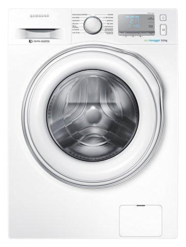 Samsung WW90J6413EW Libera installazione Caricamento frontale 9kg 1400RPM A+++-40% Bianco lavatrice