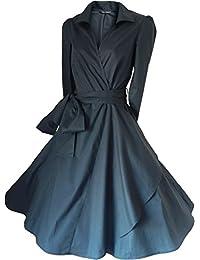 ab3f850c59d3 Amazon.it  vestiti anni 50 - Donna  Abbigliamento