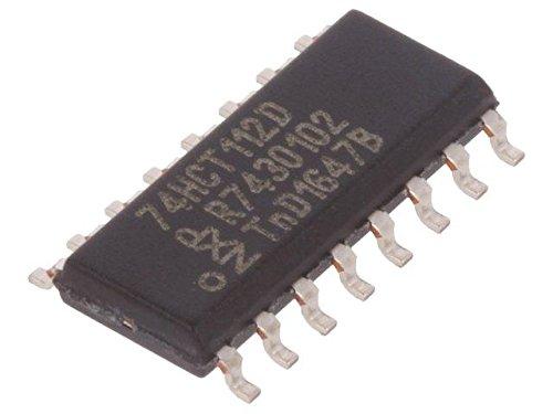 2x 74HCT112D.652 IC digital JK flip-flop Channels2 Inputs5 HCT SMD SO16