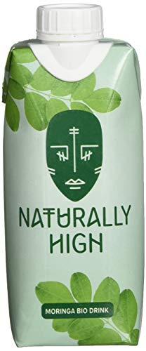 Naturally High Moringa Bio Tee, 12er Pack (12 x 330 ml)