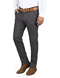 Blend Kainz Herren Chino Hose Stoffhose Mit Stretchanteil Regular Fit b08764fe73
