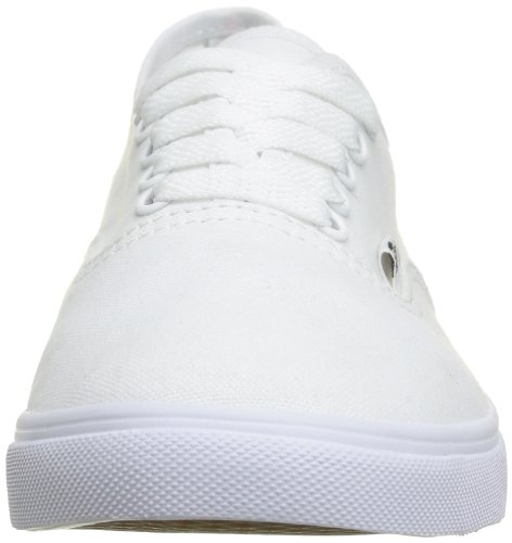 Vans U Authentic Lo Pro - Baskets Mode Mixte Adulte Blanc (True White/True White)