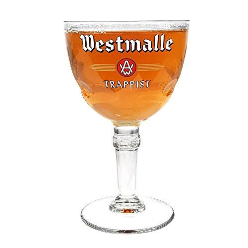 Tuff-Luv Westmalle Ursprüngliche Bierglas/Gläser/Barbedarf