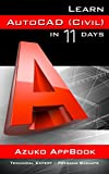 #10: Learn AutoCAD (Civil) in 11 days: AppBook for Android