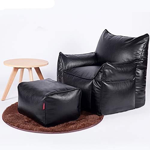 High Back Beanbag PU Leder Taschenbecher Bear Stuhl Bear 150KG Weight Indoor Outdoor Für Kinder...